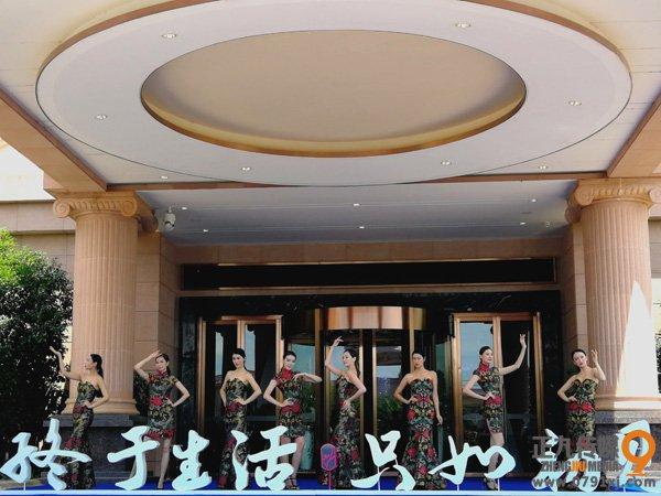 万博亚洲网址云南城投·汀兰湖2018年新品发布会盛典活动