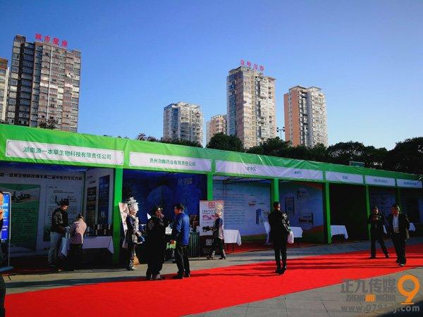 2018年中国第二届中医药大会活动药商展览展