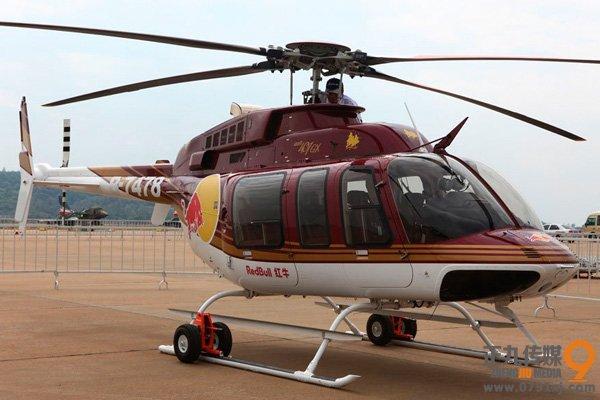 贝尔407直升机-私人直升机出租